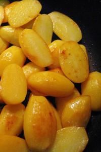 Bratkartoffeln Pfanne