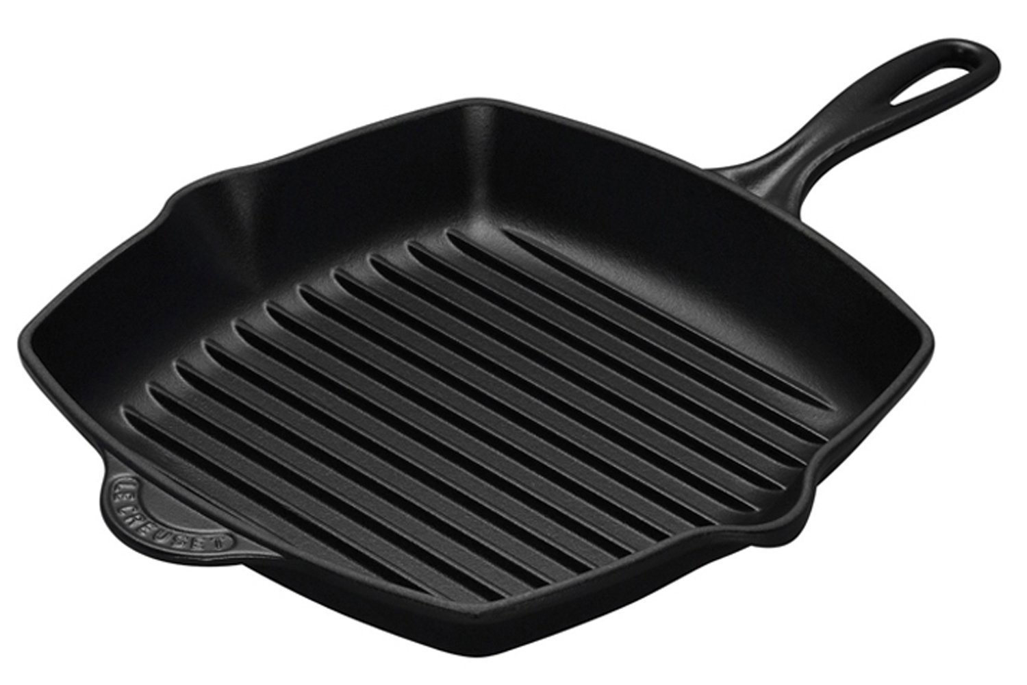 le creuset skillet grillpfanne im test profi gusseisen grillpfanne. Black Bedroom Furniture Sets. Home Design Ideas