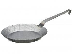 GSW geschmiedete Eisenpfanne 28 cm